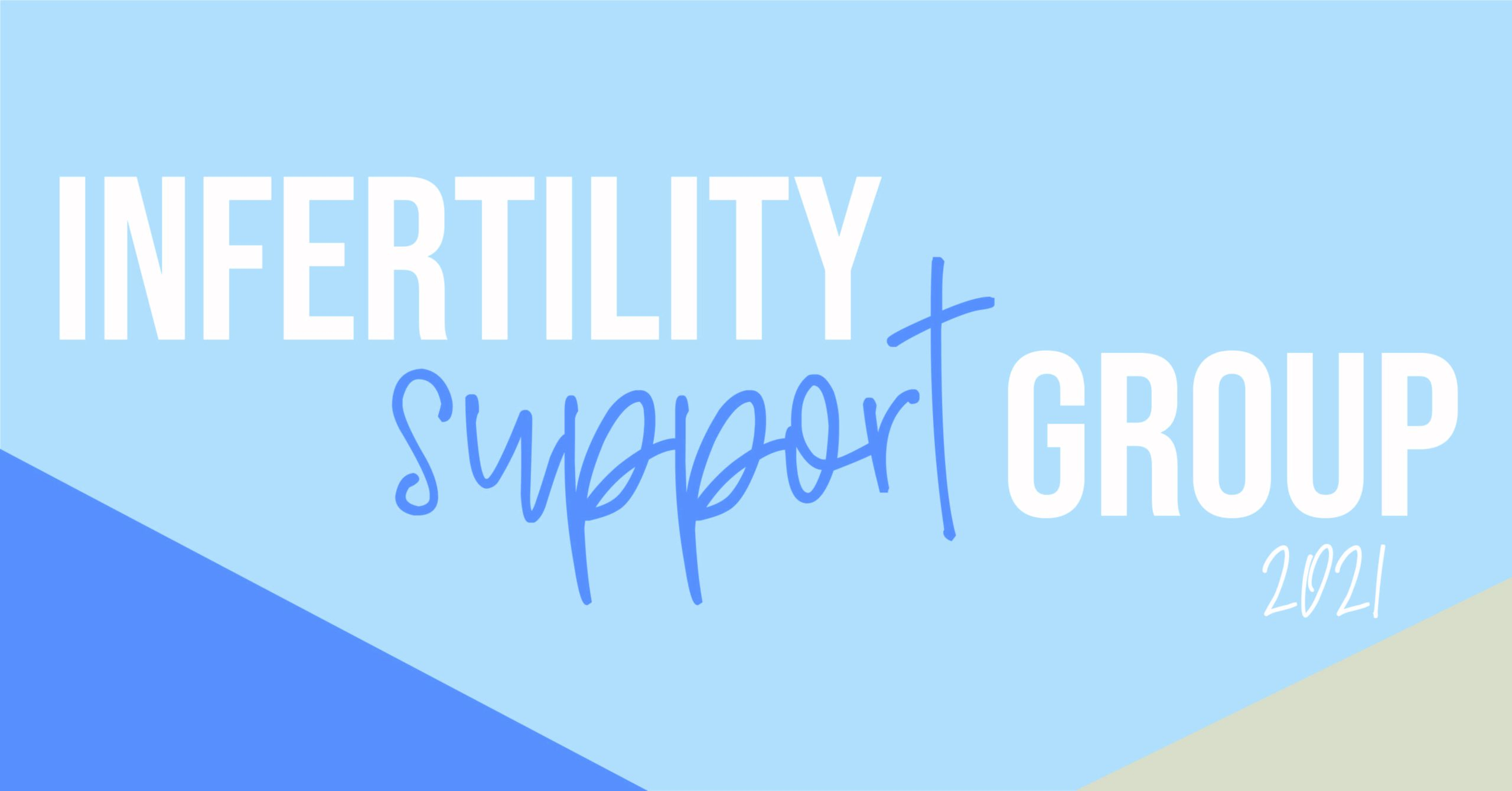 Infertility Support Group 2021-FB Event